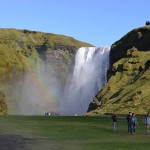 Skógafoss, waterfall