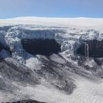 Rjúpnagilsbrúnir, Katla glacier