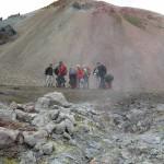 Brennisteinsalda, two hours hike rom Landmannalaugar